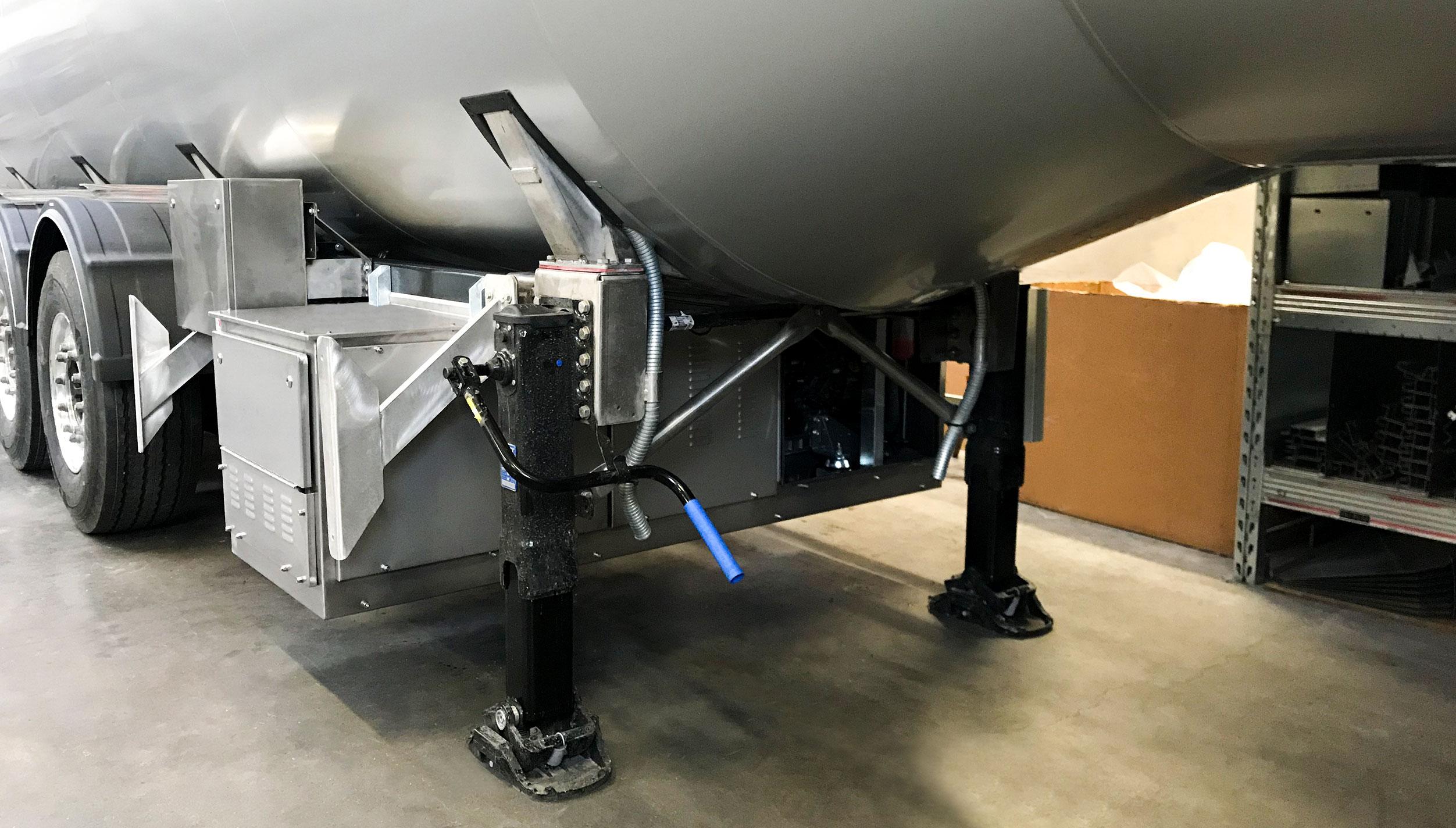 Quadro comando e generatore
